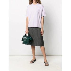 Acne Studios香芋紫T恤