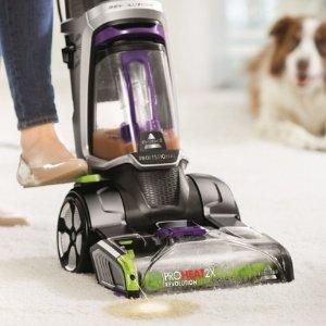 6.2折起Bissell 必胜 家用蒸汽拖把、吸尘器 地板清洁专家
