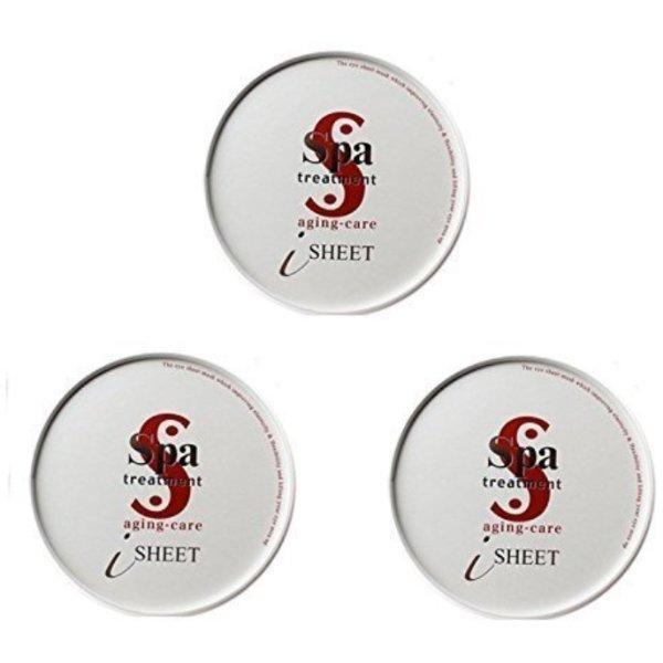 新版 Spa treatment i sheet 蛇毒保湿眼膜 60片*3盒 特价