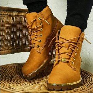 正价商品8折+免运费Office 鞋履网站限时热促 好价收大黄靴、UGG、匡威
