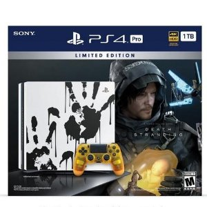 $399PlayStation 4 Pro Death Stranding Limited Edition