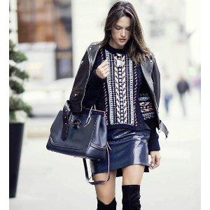 额外4折Wilsons Leather 精选男装女装箱包配件等热卖