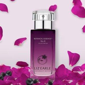 满£75赠封面正装香水(价值£54)Liz Earle 英国本土冷淡风护肤品折扣热卖