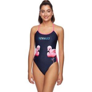 女士一体泳衣