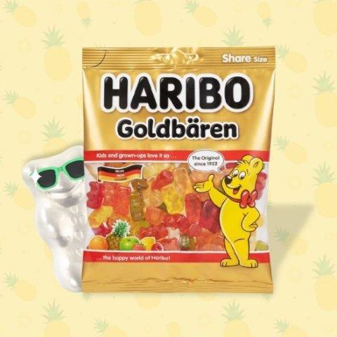 Prime 会员独享0.66/包Haribo 小熊软糖促销 可乐糖816g豪华包热卖