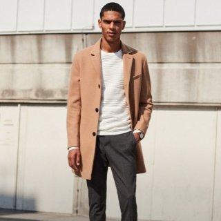 额外7折+免邮H&M 男士专场 休闲时尚服饰热卖