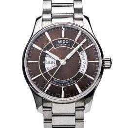 Dealmoon Exclusive:Mido Belluna Brown Dial Men's Watch M001.431.11.291.02
