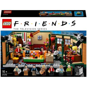 Lego额外8.5折老友记