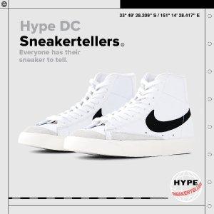 低至5折 vans经典款$50HYPE 全场潮牌sneaker限时折扣 收权志龙GD同款