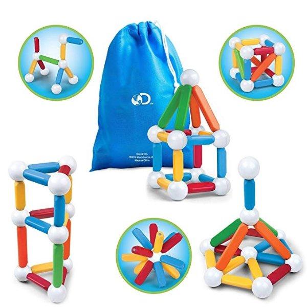 磁力片玩具26片