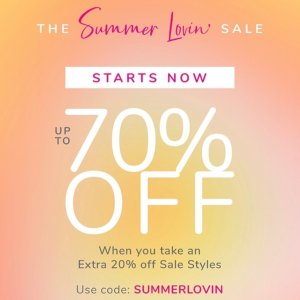 Up to 70% Off + Extra 20% OffDogeared Fashion Jewelry Sale