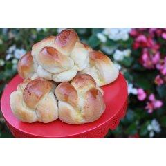 香酥内软的 北海道面包