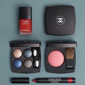 罕见9折 无瑕肌肤的秘密CHANEL 彩妆全场热卖 收COCO小姐口红+山茶花护肤系列