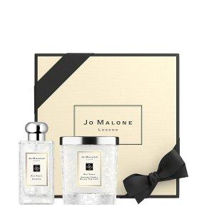 Jo Malone红玫瑰香水+蜡烛(蕾丝款)