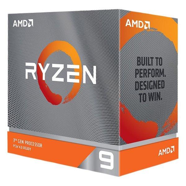 Ryzen 9 3950X 16-Core AM4 105W 处理器