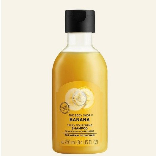 香蕉洗发水