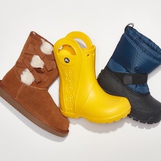 Up to 61% OffNordstrom Rack Girls' Boots Sale