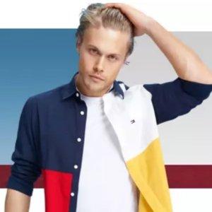 低至4折 + 额外7折Tommy Hilfiger 新款秋装热卖 卫衣、外套、短袖都有