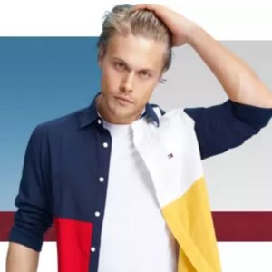 Up to 60% Off + Extra 30% Offmacys.com Tommy Hilfiger Apparel on Sale