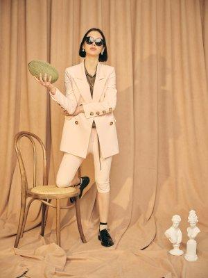 2019 Vacation Collection - Delia Blazer Dress - Rosie                  – QUAINT