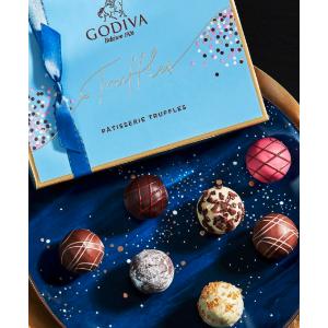 Godiva甜蜜好看甜蜜松露巧克力礼盒 12 pc.