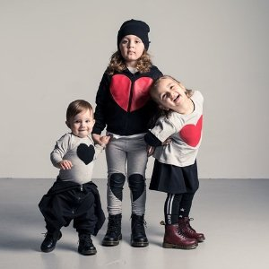 Up to 25% OffValentines Day Kids Clothing Sale @ AlexandAlexa