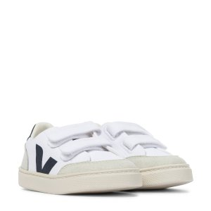 Veja加币约$88V-12 儿童小白鞋