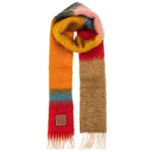 Loewe围巾