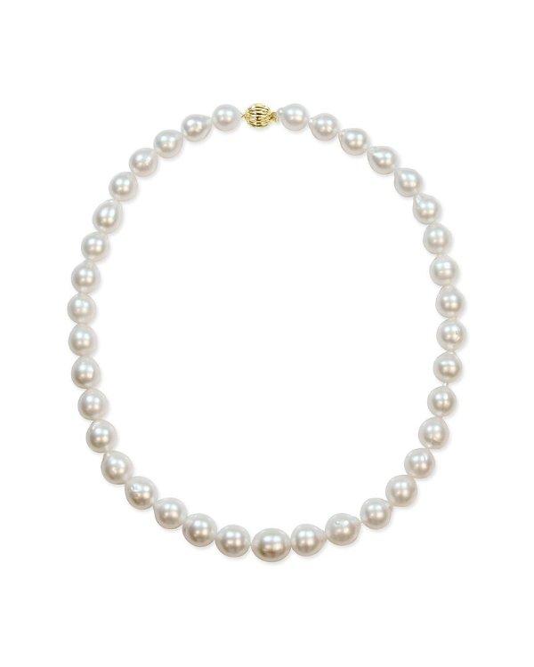 14K 珍珠项链