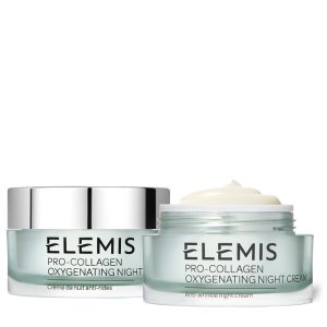 ElemisPro-Collagen Oxygenating Night Cream Duo