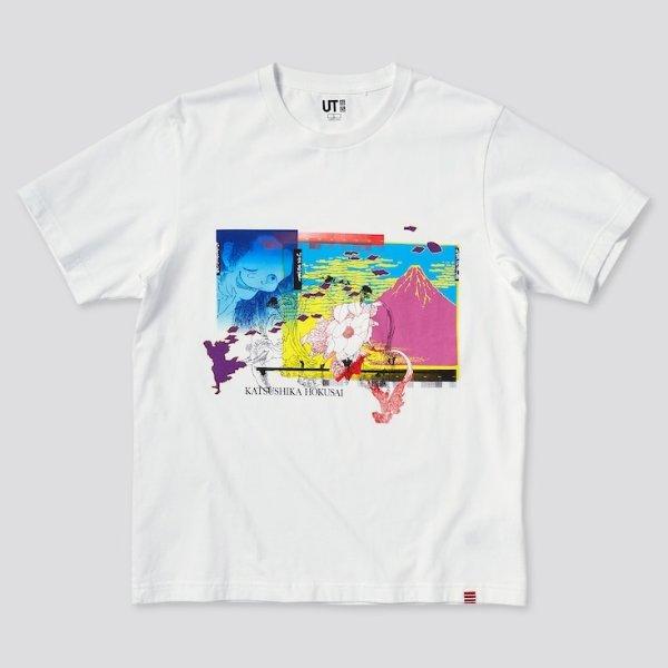 X 佐藤可士和 合作T恤