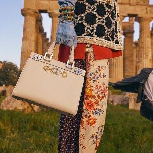 低至5.5折 入小蜜蜂鞋Gucci 精选新一季时髦服饰、鞋包热卖