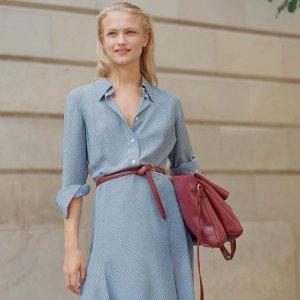 低至3折  £27起收春季美裙上新:Arket 北欧风简约设计派服装大促