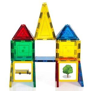 $10.49起(原价$39.99)Magnetic Stick N Stack 儿童磁力片玩具套装,获奖玩具