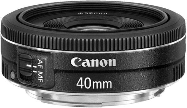 EF 40mm f/2.8 STM 定焦镜头