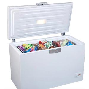 折后358欧 284L大容量 A+效能节能省电Beko HSA 29530 冷藏冰柜 囤货必备的大容量冰柜