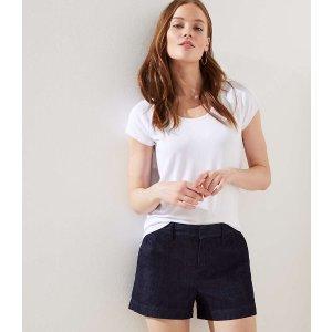 LOFT短裤
