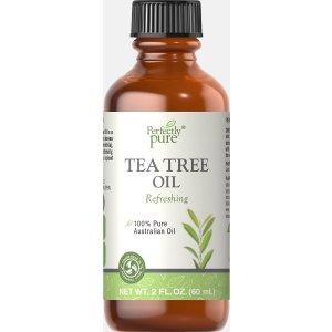 Perfectly Pure 茶树精油  2oz