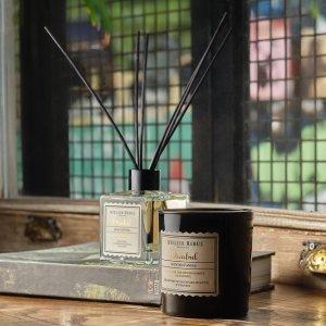 €25收香氛蜡烛 小众又好闻Atelier Rebul 土耳其古龙水小众香水 很难撞香好吗!香水迷必入