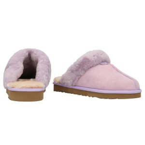 Bluestar UGG Australia粉色毛毛拖鞋