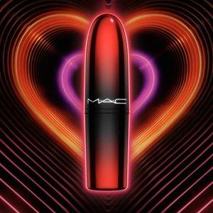 低至4折 仅€8.99收封面唇膏MAC 魅可抄底价 收Disney库伊拉系列、Love Me渐变子弹头