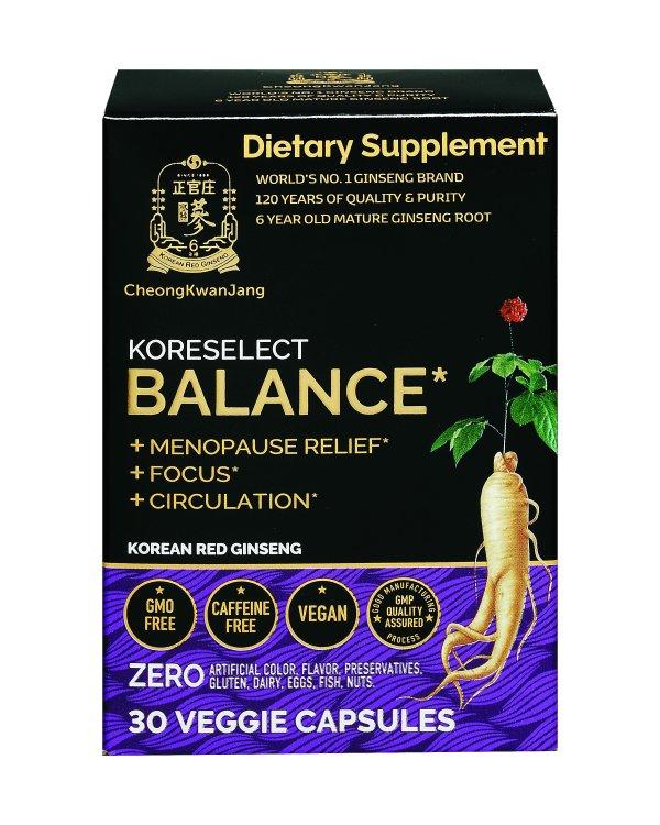 Koreselect Balance 浓缩素菜营养液 30包