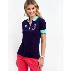 US Polo Association3件$54FLORAL 拉链 POLO衫