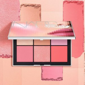 $59New NARSissist Wanted Cheek Palettes @ NARS Cosmetics