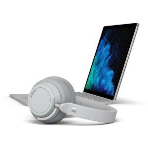 买Surface Book 2 变形本 送免费Surface降噪耳机