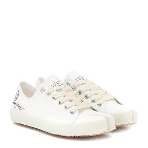 Maison MargielaTabi logo运动鞋