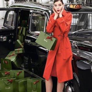 9折+自动退17%税 手把手教你如何买Harrods英国老牌百货店全场大促来啦!超低价收 Chloe,La Mer