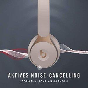 BeatsSolo Pro 无线降噪耳机 灰色