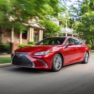 3.5L大自吸 CarPlay 全新F Sport2019 Lexus ES 豪华轿车 即将上市