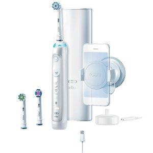 $64.94起 最高立减$40Oral-B 专业护理 亮白充电式电动牙刷 6款可选
